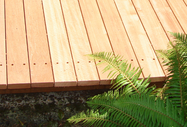 Decking materials engineered decking materials for Hardwood decking supply